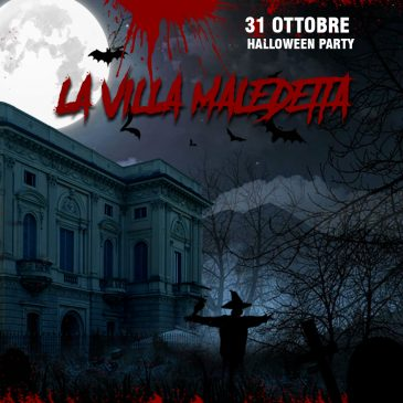 31/10/2017 – LA VILLA MALEDETTA – VILLA VELA – TORINO