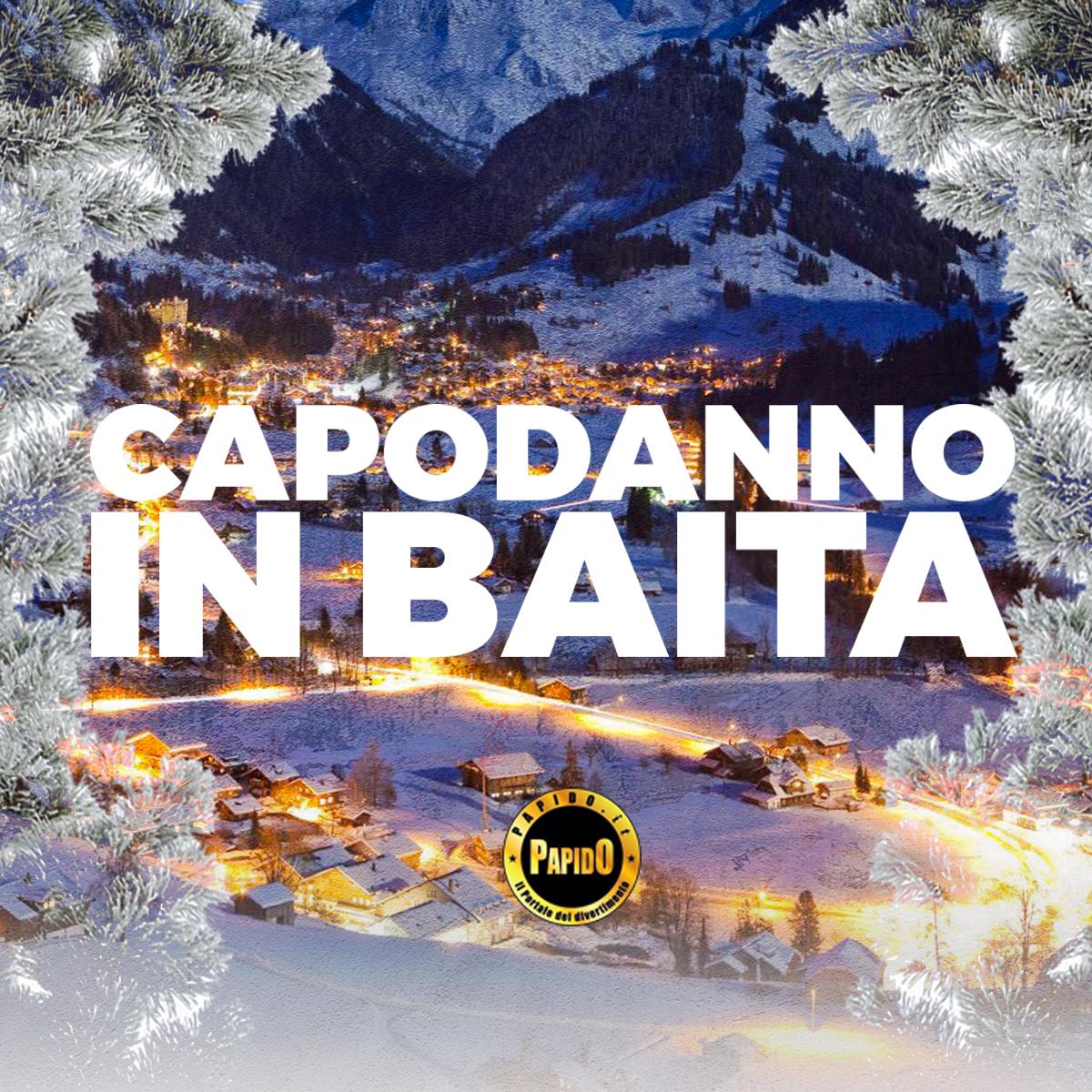 31 12 2017 capodanno in baita bardonecchia ticket gold for Baita asiago capodanno