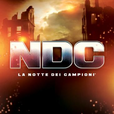 12/05/18 – LA NOTTE DEI CAMPIONI –  SEREGNO (MB)