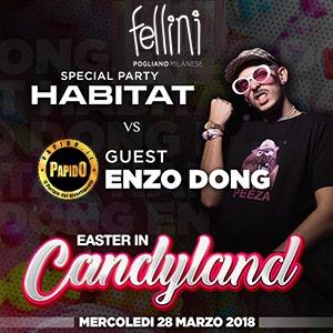 28/03/2018 – ENZO DONG – FELLINI – POGLIANO MILANESE