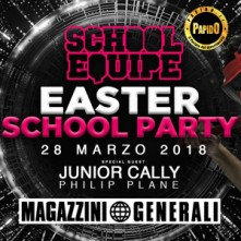 28/03/2018 – JUNIOR CALLY – MAGAZZINI GENERALI – MILANO