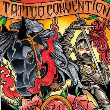 14-15-16 SETTEMBRE 2018 – TORINO TATTOO CONVENTION – PALAVELA- TORINO