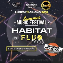 11/06/2018 – SCHOOL PARTY – FELLINI – POGLIANO MILANESE