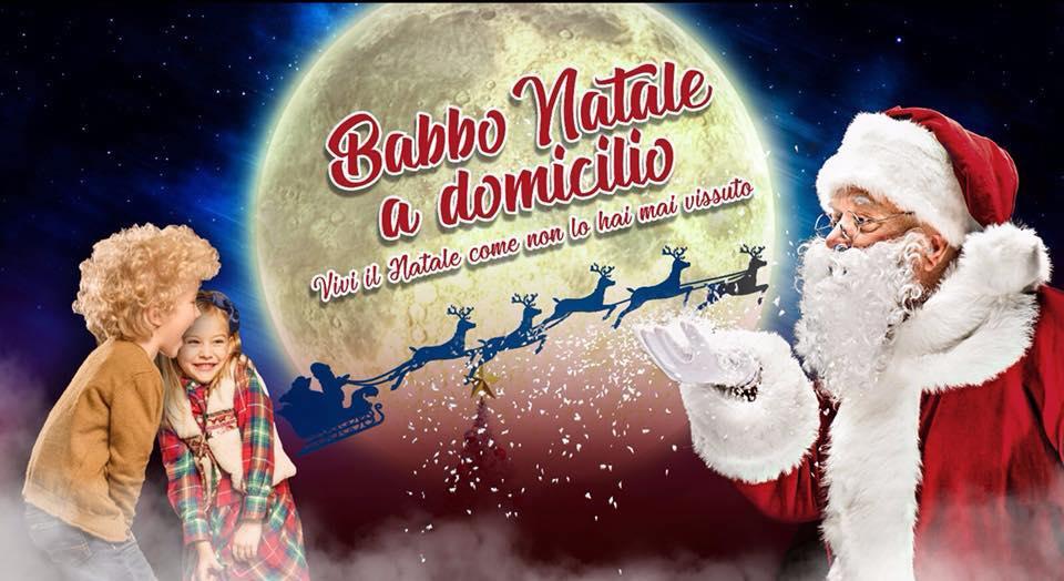 Babbo Natale A Domicilio.24 E 25 Dicembre Babbo Natale A Domicilio Ticket Gold